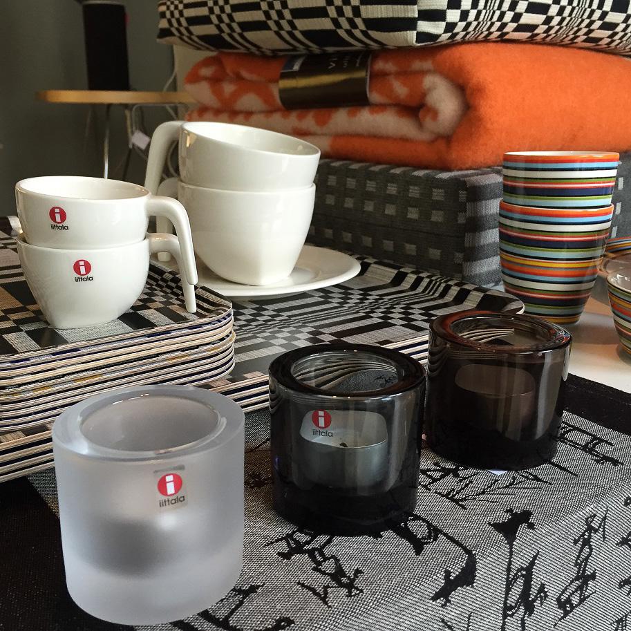 Helsinki Design Online Shop Tassen und Kerzen