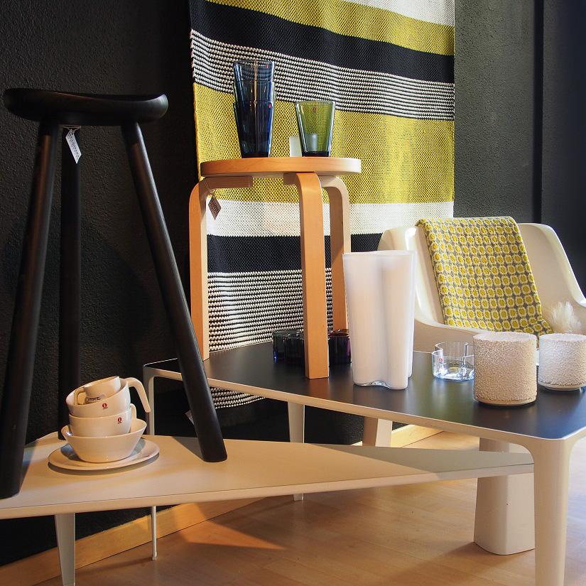 Helsinki Design Online Shop Dekoration
