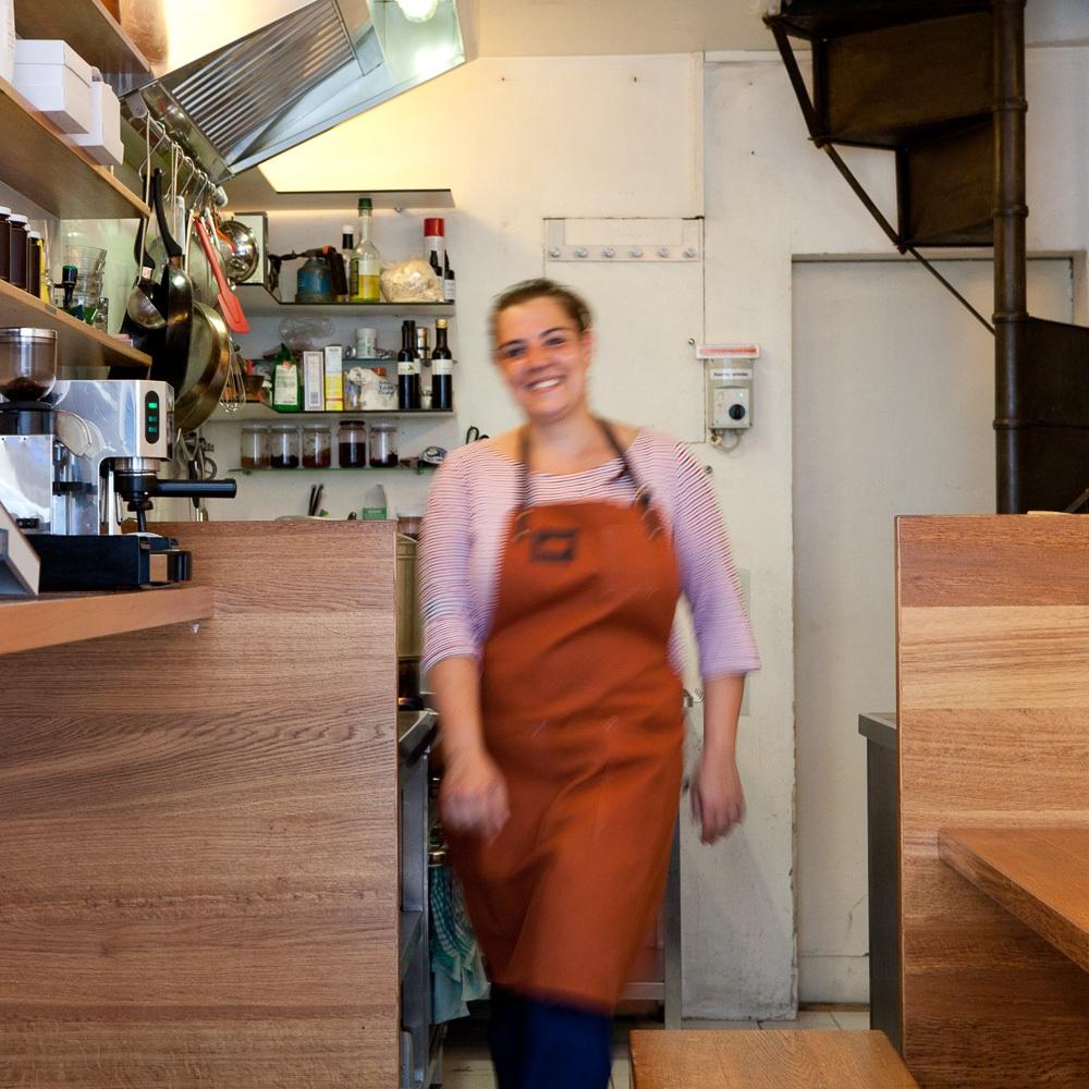 Mamsell Restaurant und Kochschule Wien Küche
