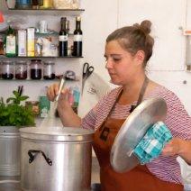 Mamsell Restaurant und Kochschule Wien Köchin