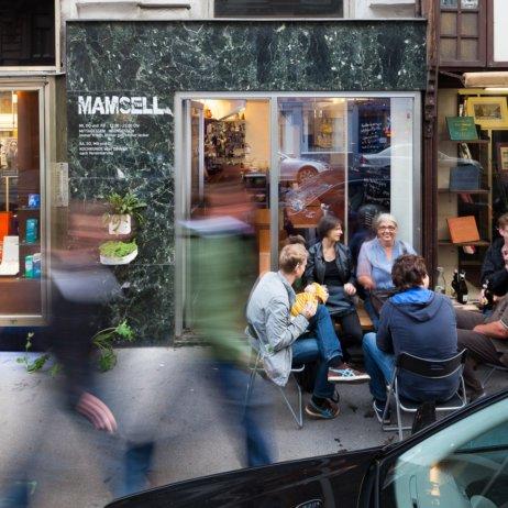 Mamsell Restaurant und Kochschule Wien Außen