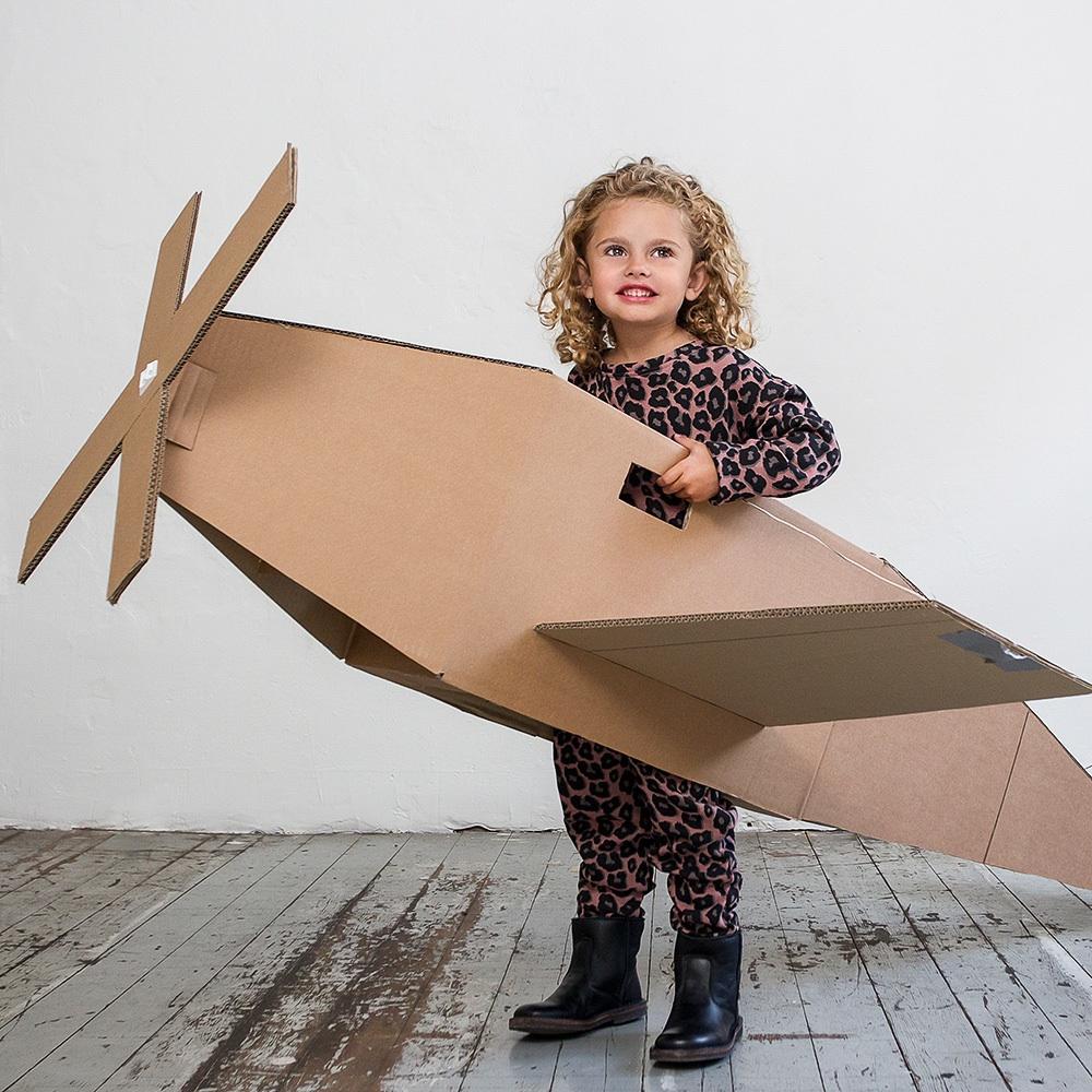 Milk Copenhagen Kindermode zuhause bestellen Flugzeug