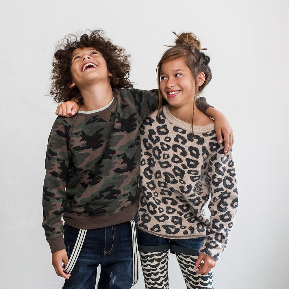 Milk Copenhagen Kindermode zuhause bestellen Sweatshirts