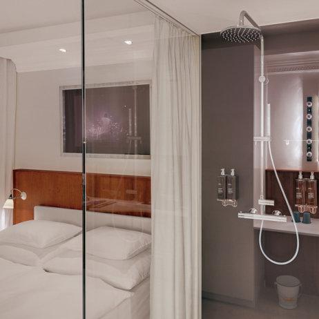 Ruby Sofie Hotel Wien Dusche