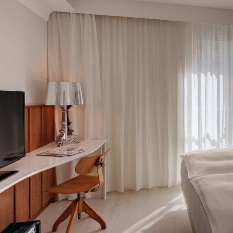 Ruby Sofie Hotel Wien Schreibtisch