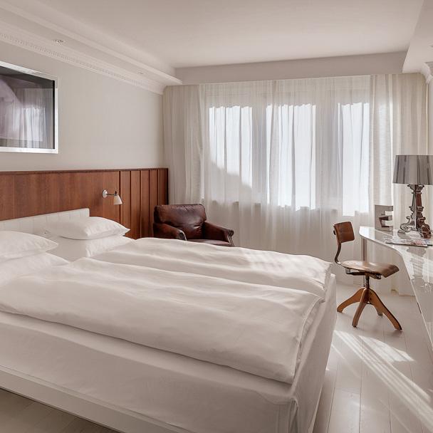 Ruby Sofie Hotel Wien Zimmer mit Doppelbett