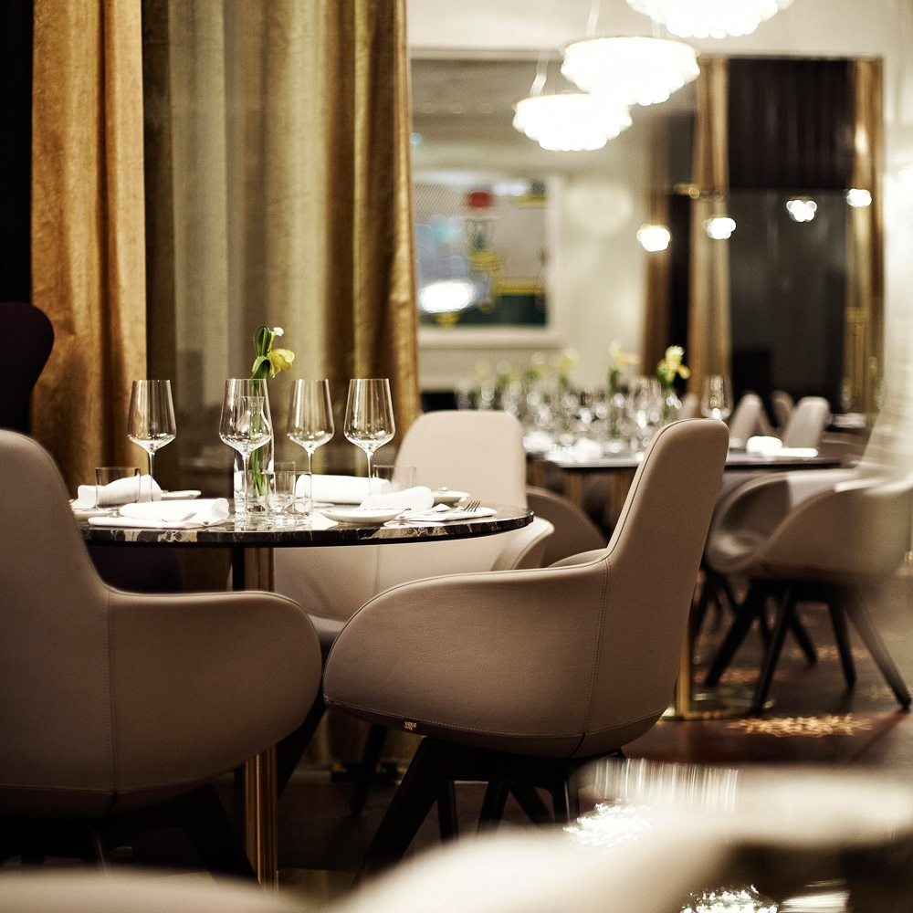 Sans Souci Hotel Wien Restaurant Interieur