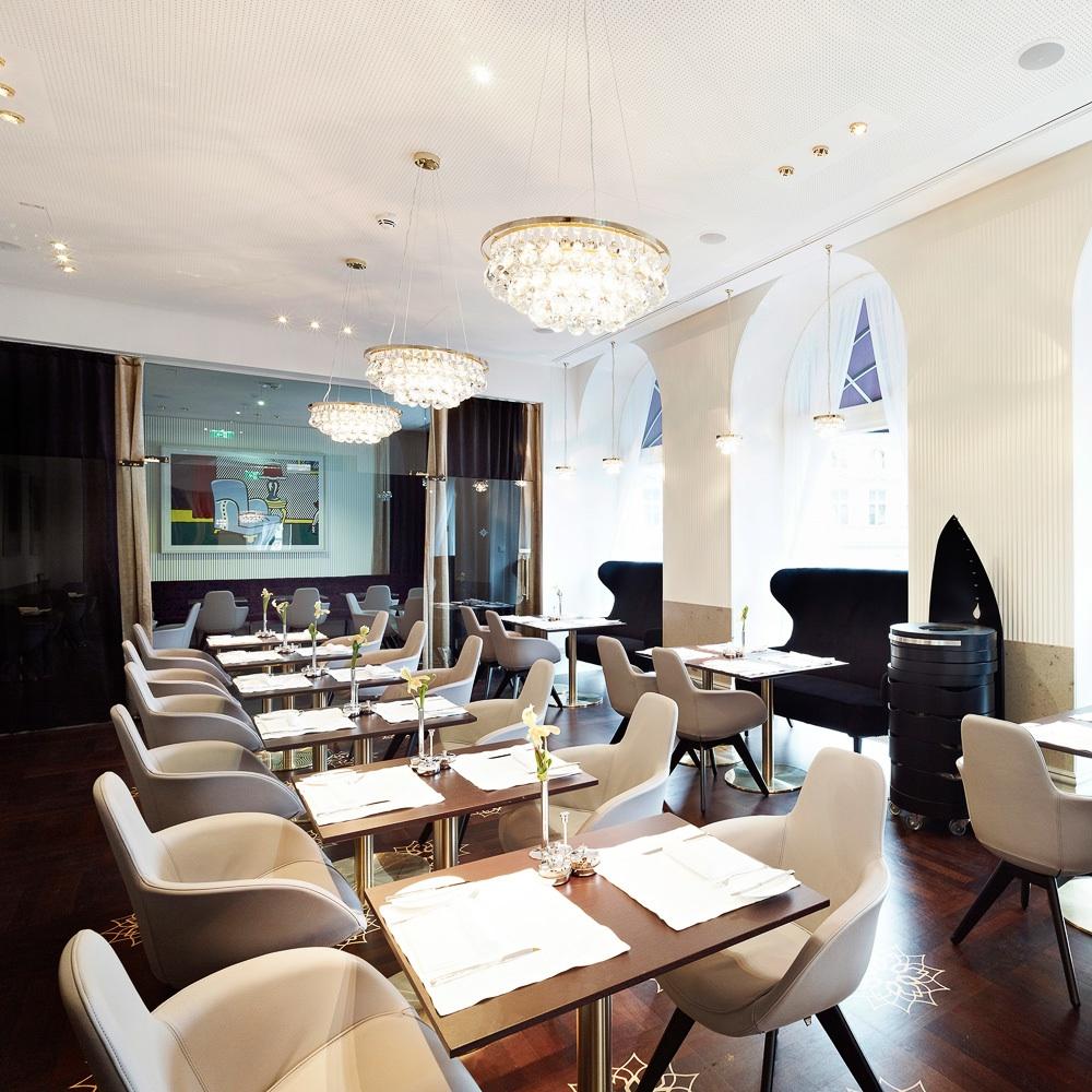 Sans Souci Hotel Wien Restaurant
