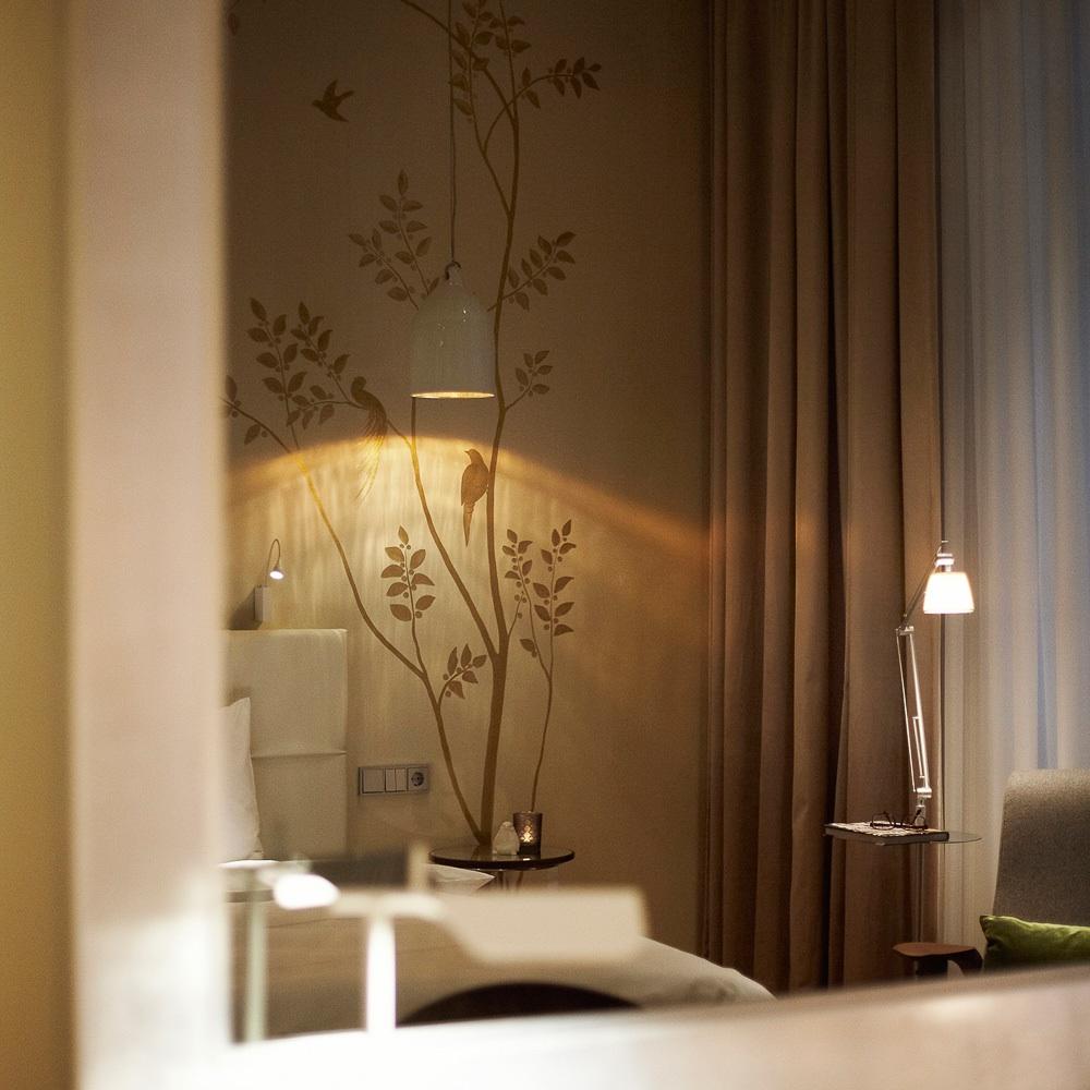 Sans Souci Hotel Wien Zimmer
