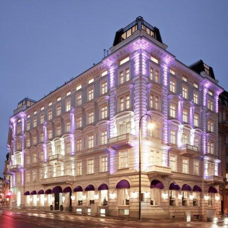 Sans Souci Hotel Wien Außenansicht