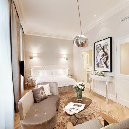 Sans Souci Hotel Wien Doppelzimmer