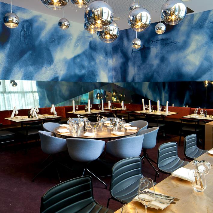 Scandic Hamburg Emprop City Hotel Restaurant