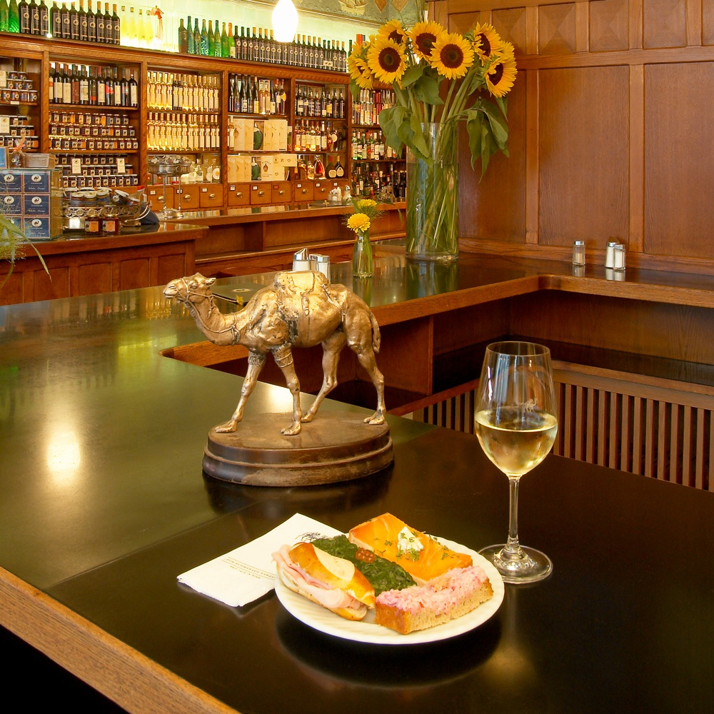 Restaurant Schwarzes Kameel Wien Buffet