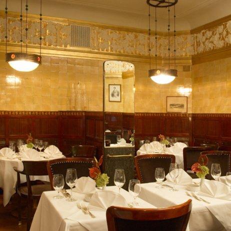 Restaurant Schwarzes Kameel Wien Interieur