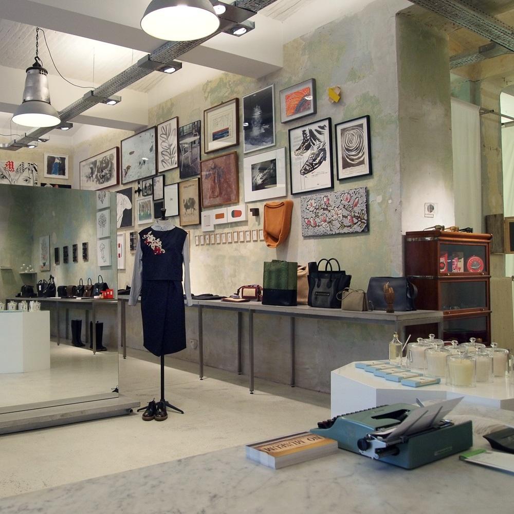 Song Concept Store Wien Dekoration
