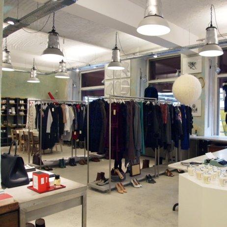 Song Concept Store Wien Einrichtung