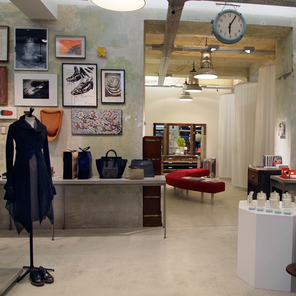 Song Concept Store Wien Interieur