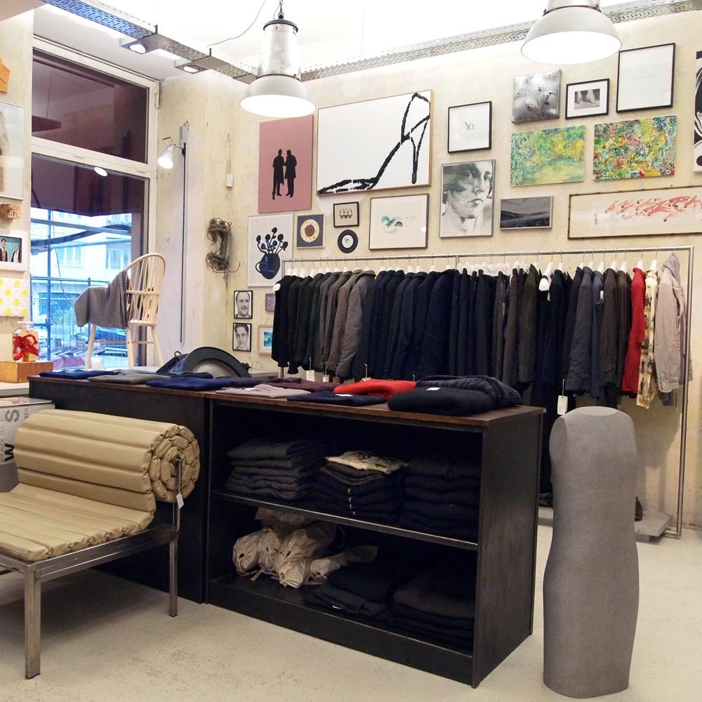 Song Concept Store Wien Kleidung
