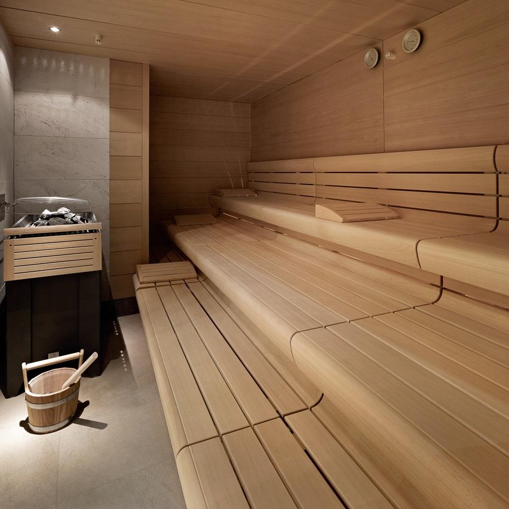 Spa Club Sans Souci Hotel Wien Sauna