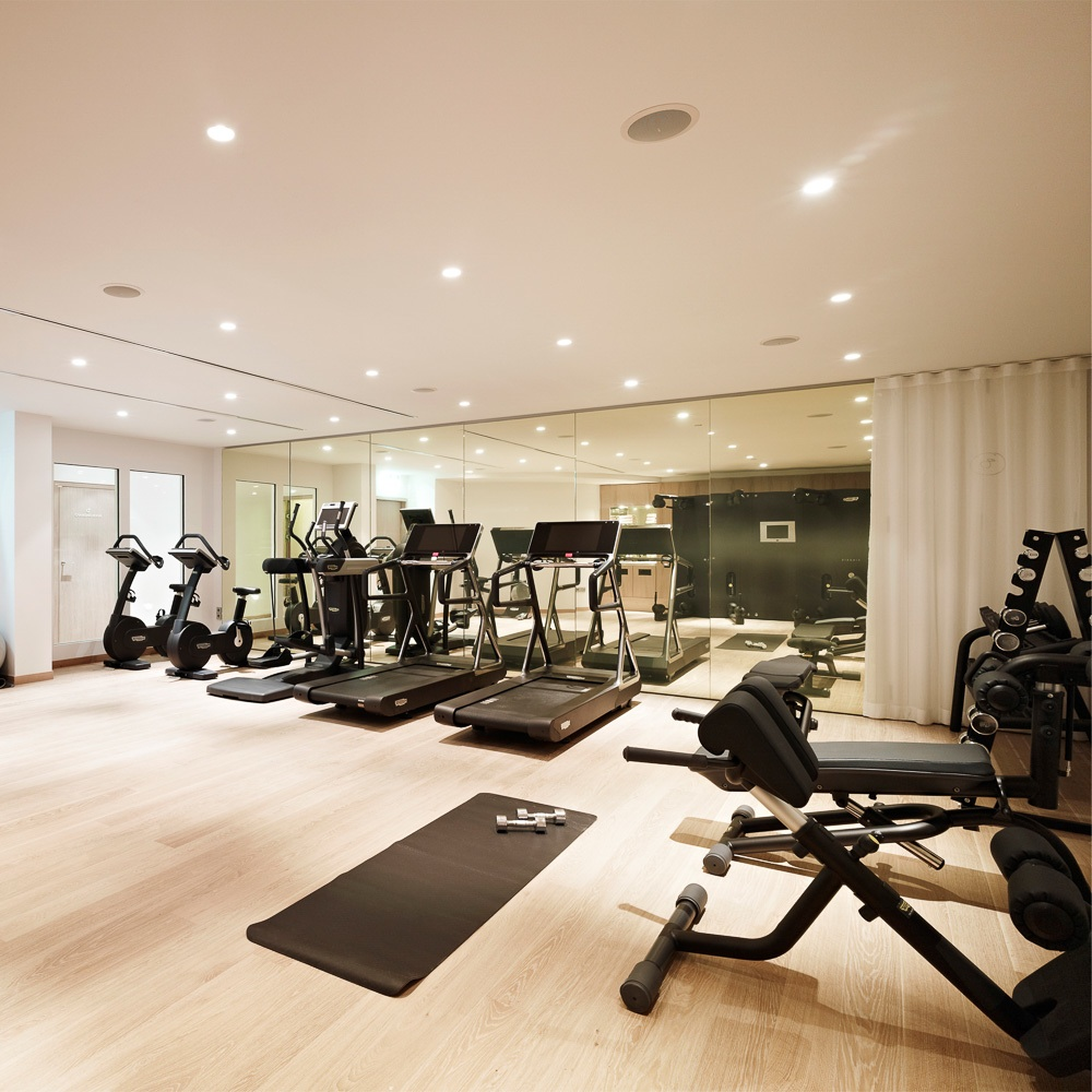 Spa Club Sans Souci Hotel Wien Fitnessstudio