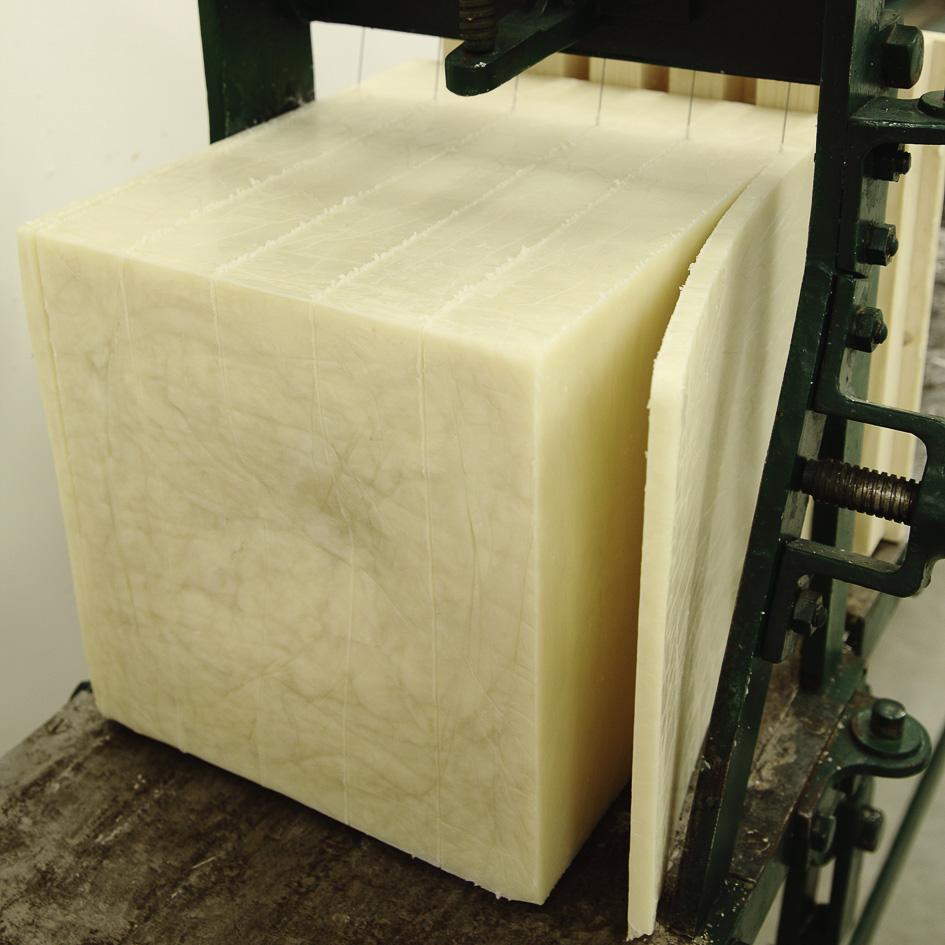 Wiener Seifen Produktion und Shop Seifenblock