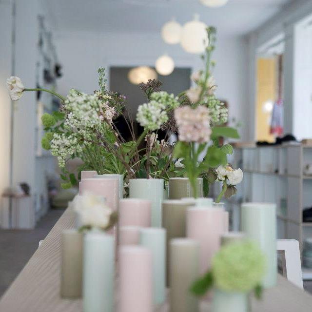 Black Concept Store Copenhagen Kerzen