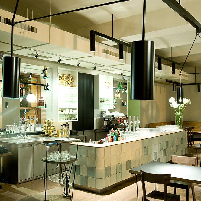 Café Ansari Kaffeehaus Wien Einrichtung