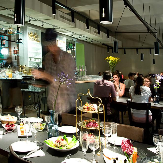 Café Ansari Kaffeehaus Wien Büffett