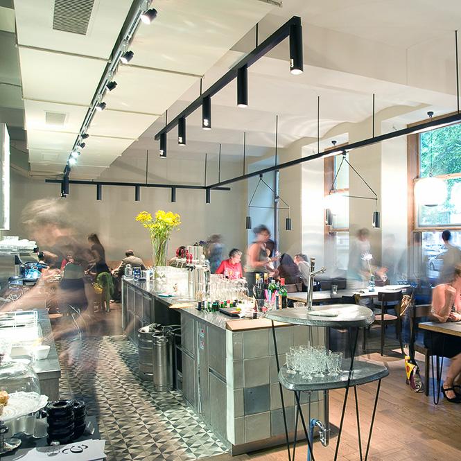 Café Ansari Kaffeehaus Wien Interieur