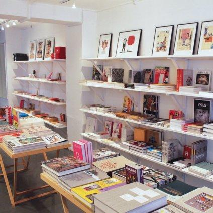 Cinnober Books Copenhagen Buchhandlung