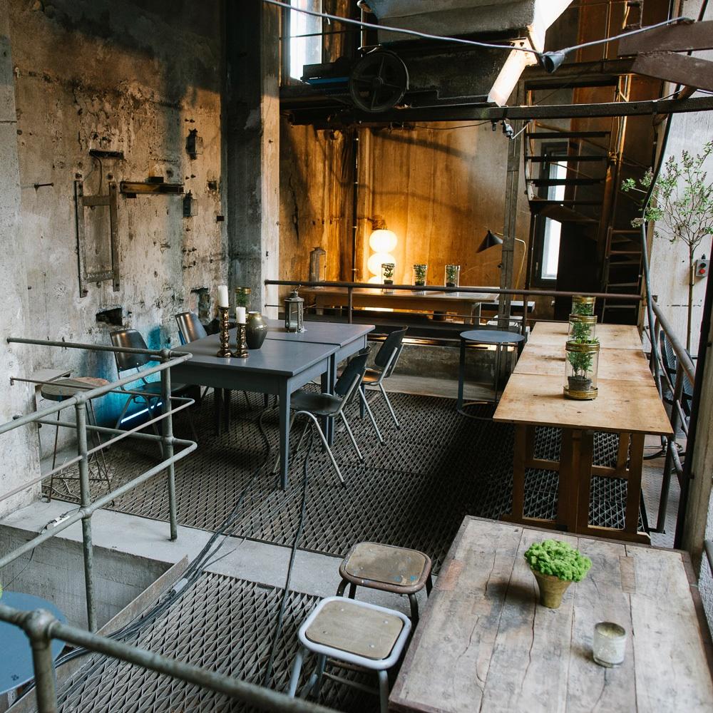 Berlins beste orte f r gesch ftsessen berlin creme guides for Industriedesign essen