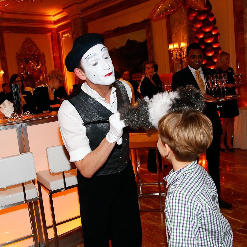 Silvester Party im Regent Hotel Unterhaltung