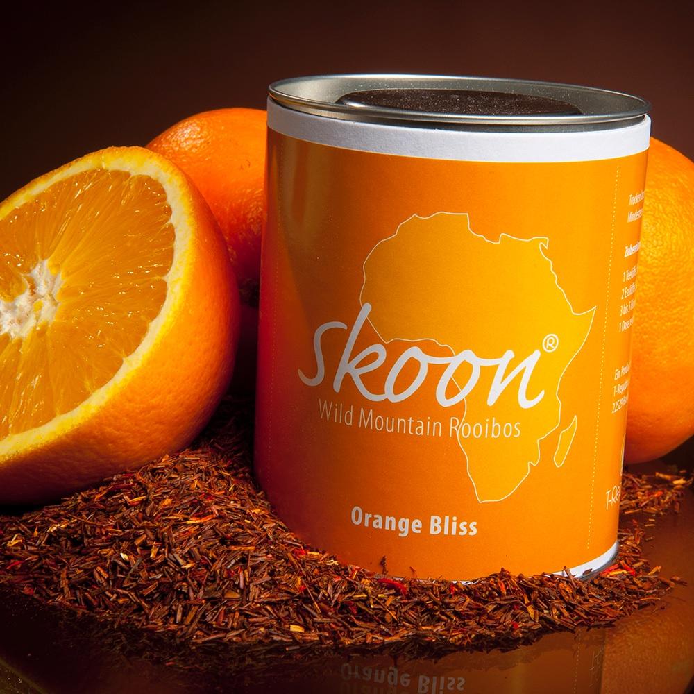 Skoon Orange Bliss Tee online bestellen