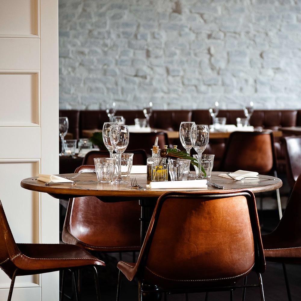 Spindler Restaurant Berlin Kreuzberg Gastraum