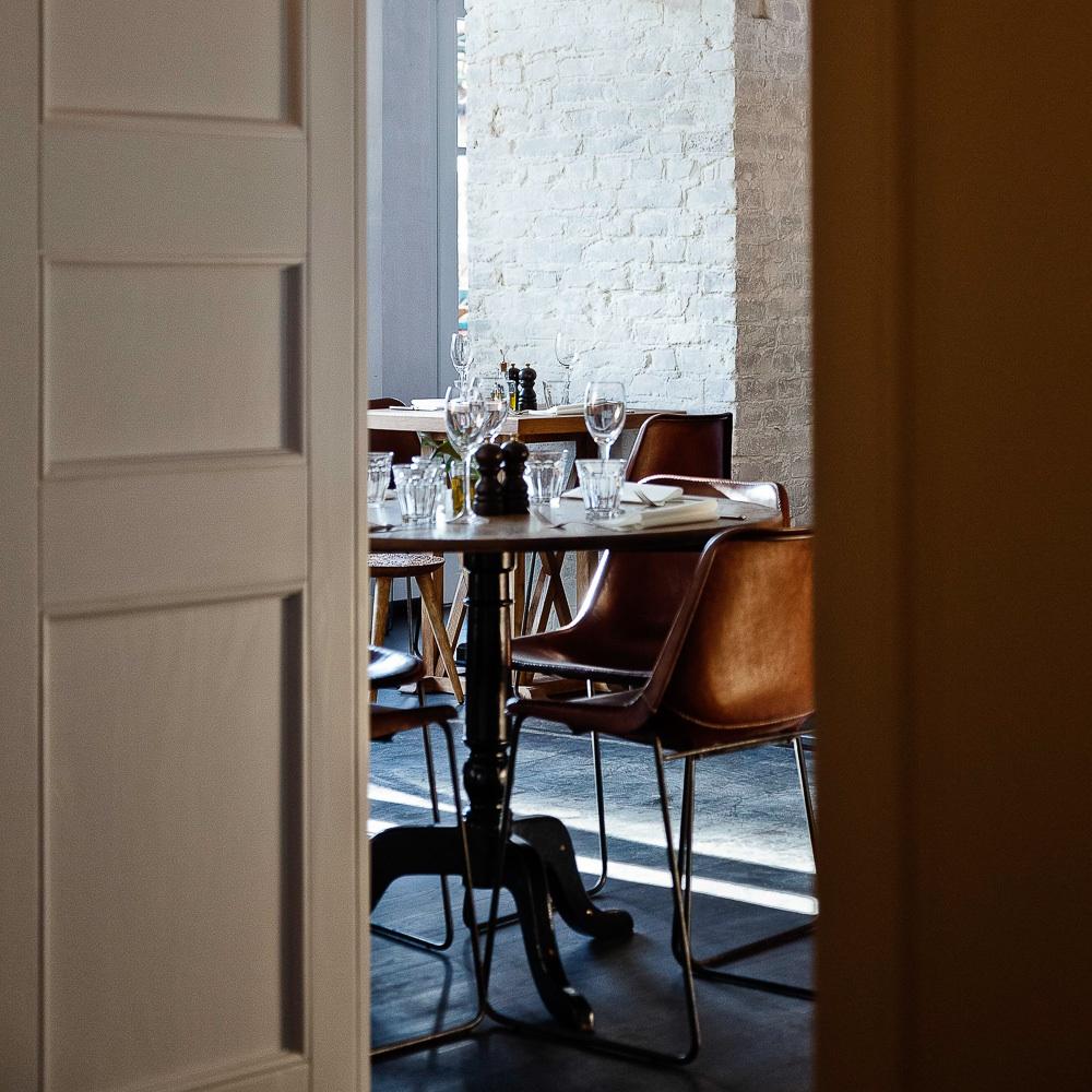 Spindler Restaurant Berlin Kreuzberg Inneneinrichtung