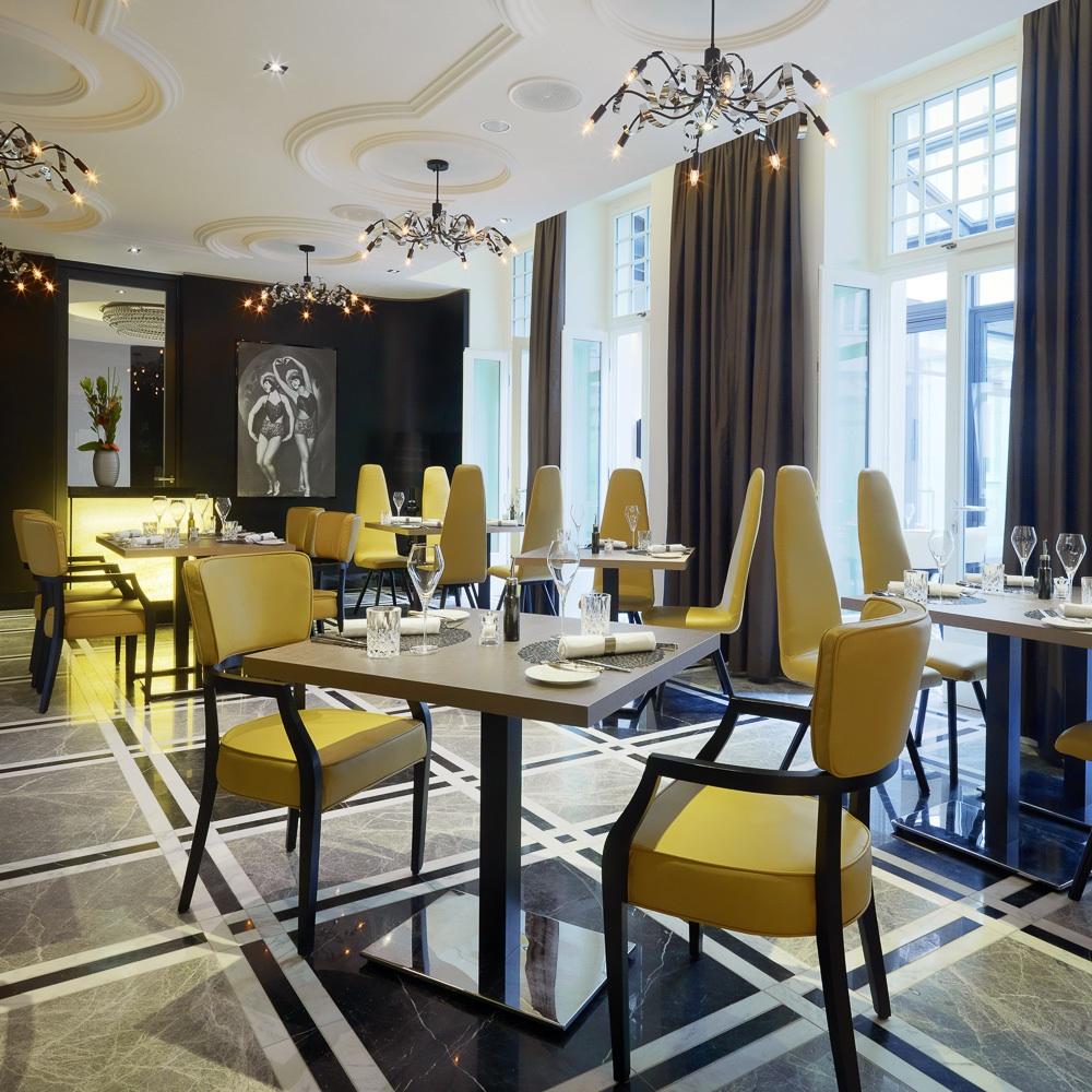 Steinplatz Hotel Restaurant Berlin Interieur