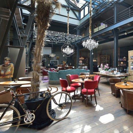 The Box Concept Store Hamburg Fahrrad