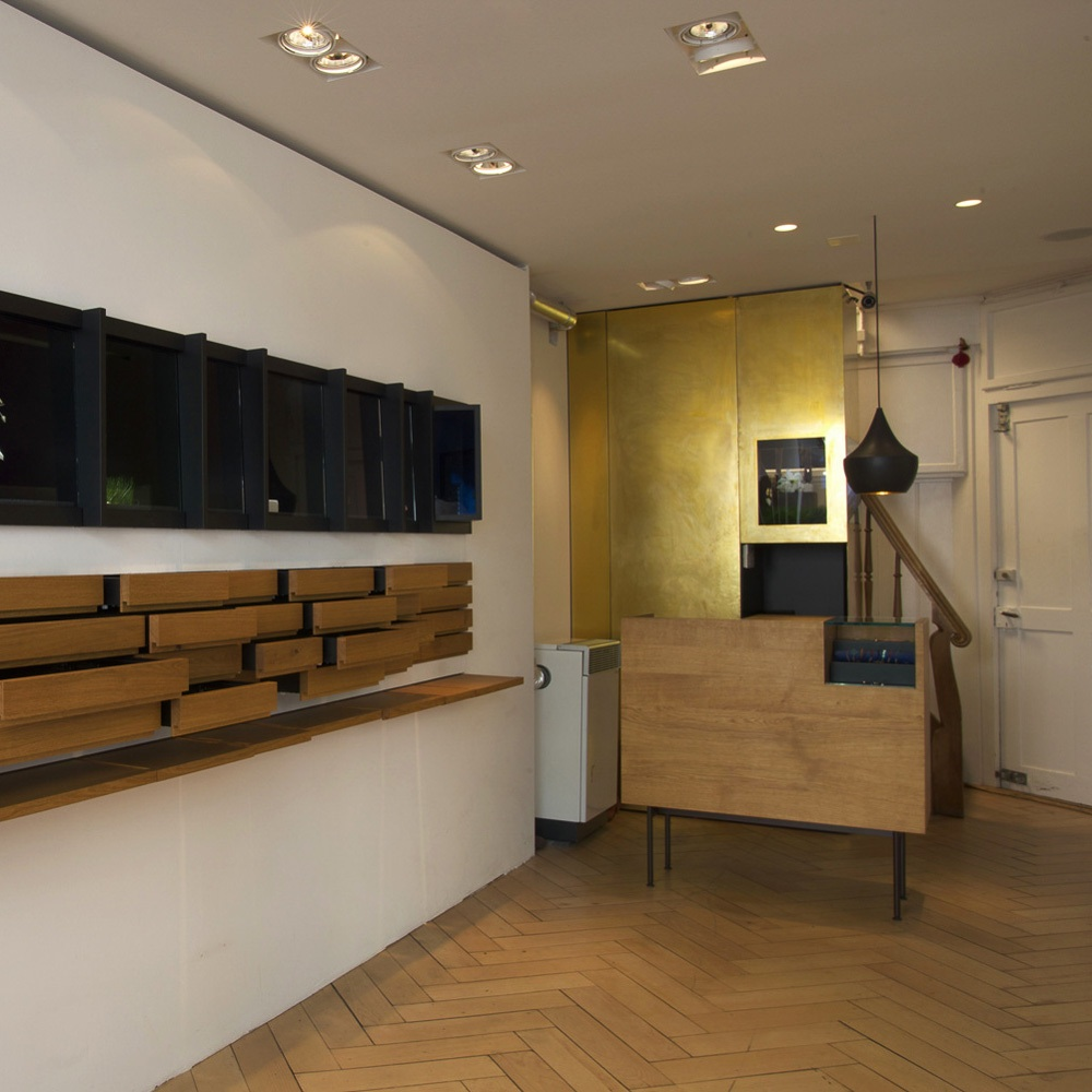 Y Ly Schmuck Zürich Showroom Shop