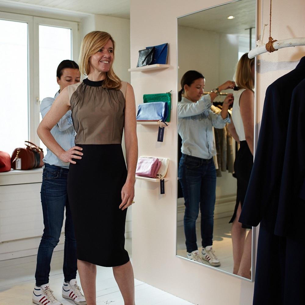 Ana Style Styling Beratung Zürich Stylistin