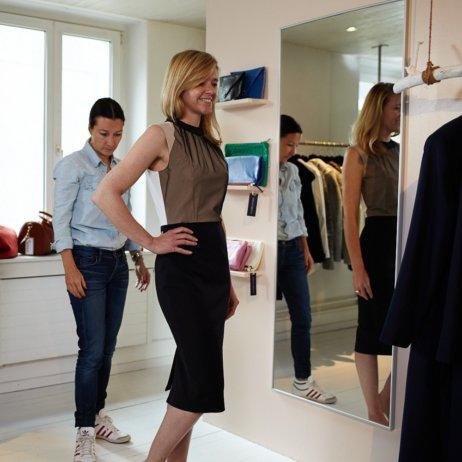 Ana Style Styling Beratung Zürich Outift