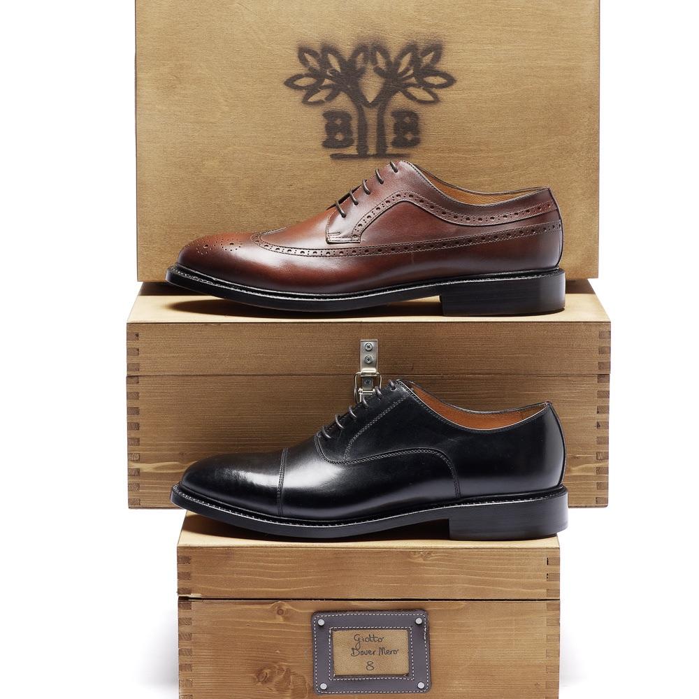 Benci Brothers Zürich Schuhe Lederschuhe für Herren