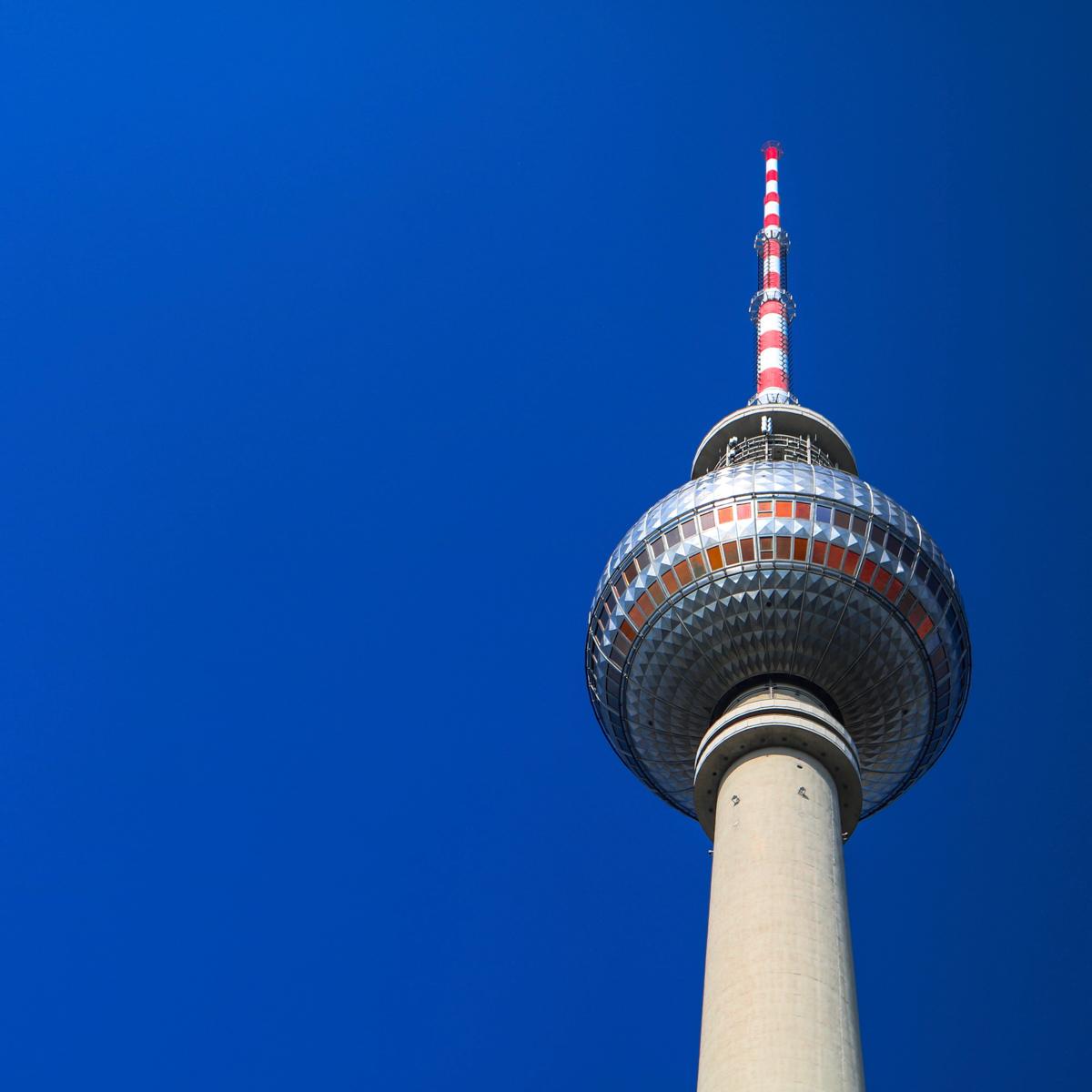 Fernsehturm Berlin © Michael Jin