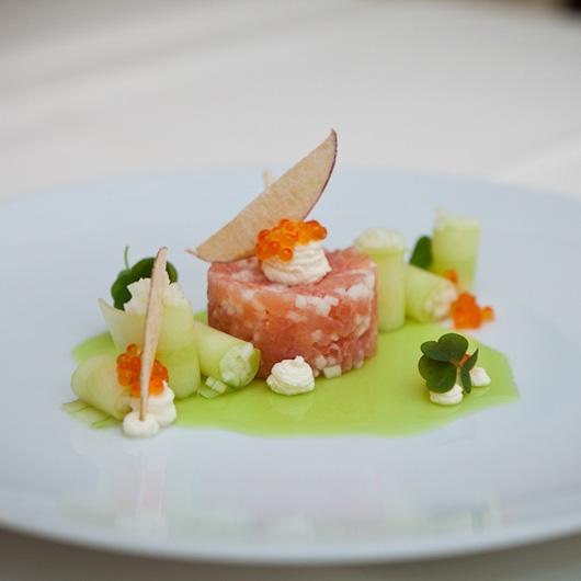 Lansk Restaurant Wilmersdorf Vorspeise