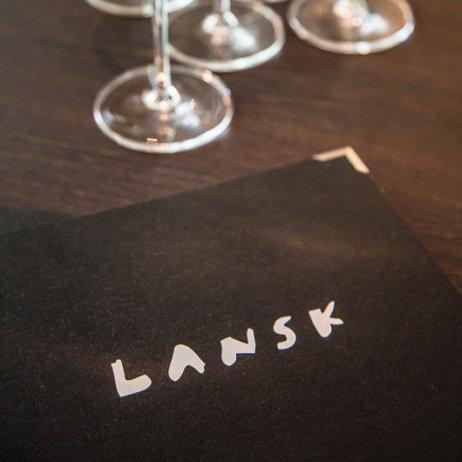 Lansk Restaurant Wilmersdorf Karte