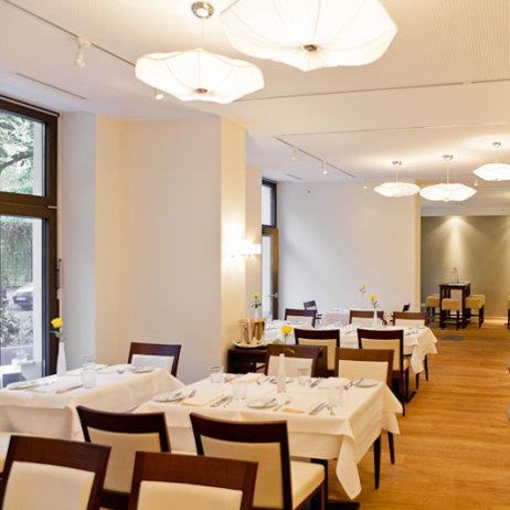Lansk Restaurant Wilmersdorf Interieur