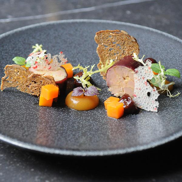 Le Faubourg Restaurant Sofitel Hotel Berlin Vorspeise