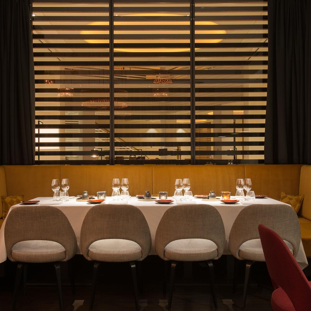 Le Faubourg Restaurant Sofitel Hotel Berlin Tisch