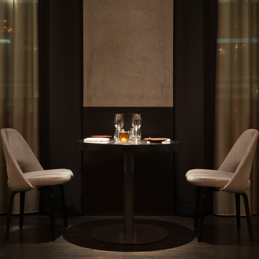 Le Faubourg Restaurant Sofitel Hotel Berlin Lampe