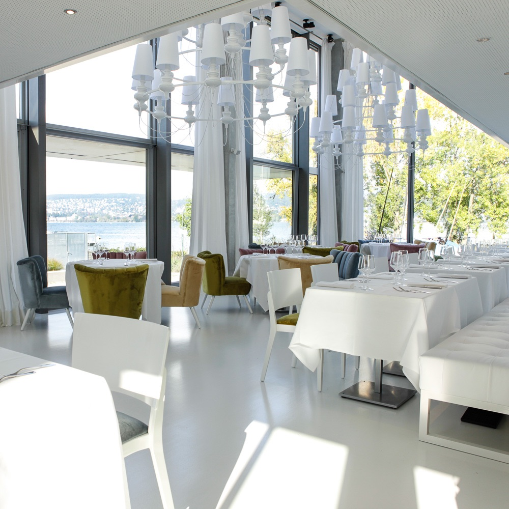 Louis Restaurant Zürich Interieur