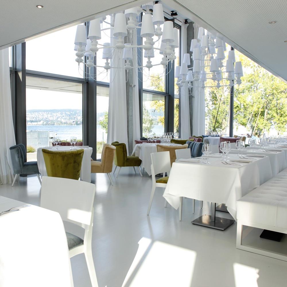 Louis Restaurant Zürich Interieur